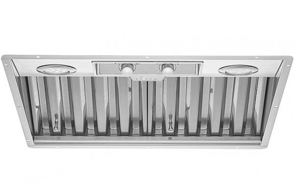 "Large image of Dacor 20"" Stainless Steel Renaissance Integrated Ventilation System - RNIVSR1"