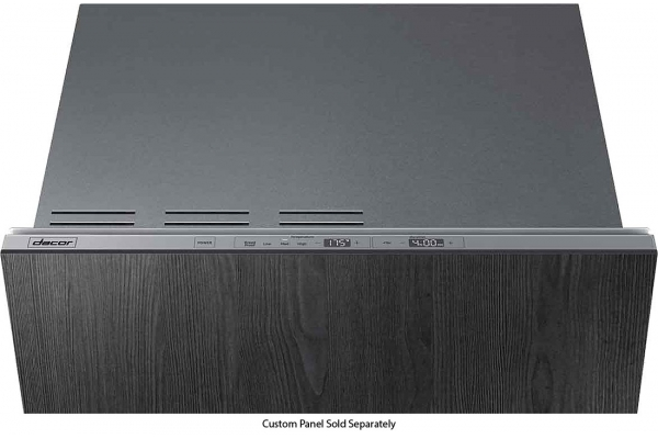 """Large image of Dacor Contemporary 30"""" Panel-Ready Warming Drawer - DWR30M977WIP"""