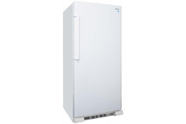 Large image of Danby Designer 17 Cu. Ft. White Apartment Size Refrigerator - DAR170A3WDD