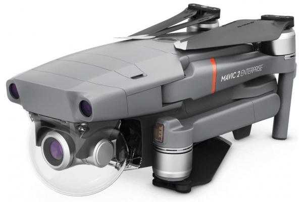 Large image of DJI Mavic 2 Enterprise Zoom Drone With Smart Controller - CP.EN.00000155.01
