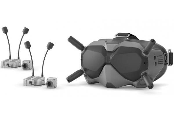 Large image of DJI FPV Goggles Experience Combo - DJIFPV-XPCOMBO