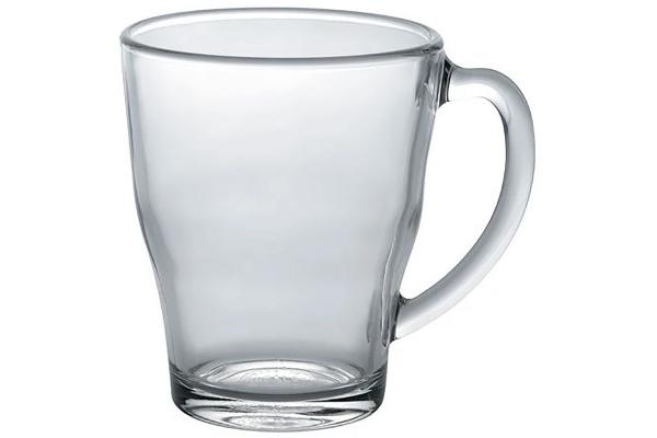 Large image of Duralex 6 Piece Glass Cosy Mug Set - 4029AR066