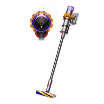 Dyson - V15 Detect Cordless Vacuum - Yellow/Nickel