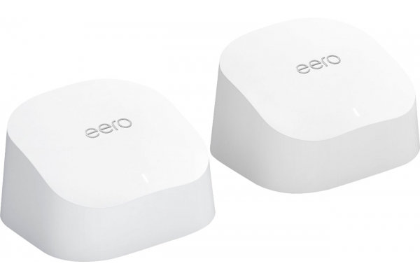 Large image of eero 6 2-Pack Mesh WiFi System - M110211