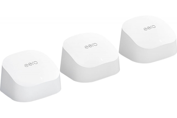 Large image of eero 6 3-Pack Mesh WiFi System - M110311