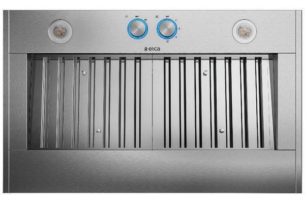 "Large image of Elica Arezzo 40"" 1200 CFM Stainless Steel Range Hood Insert - EAR140S4"