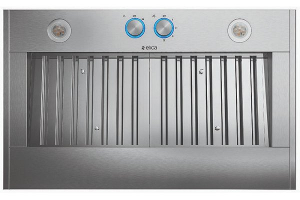 "Large image of Elica Arezzo 28"" 600 CFM Stainless Steel Range Hood Insert - EAR628S4"