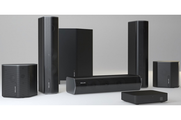 Large image of Enclave CineHome II 5.1 Wireless Home Theater System - EA-200-HTIB-US