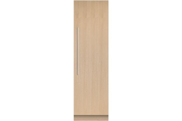 """Large image of Fisher & Paykel Series 9 24"""" Panel Ready Right-Hinge Built-In Column Refrigerator, Water - RS2484SRHK1"""