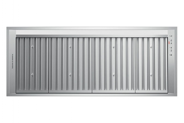 "Large image of Fisher & Paykel 48"" Stainless Steel Insert Range Hood - HPB4819-12 N"