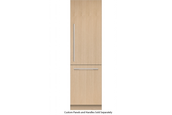 "Large image of Fisher & Paykel Series 9 24"" Panel Ready Right-Hinge Built-In Bottom Freezer Refrigerator, Ice & Water - RS2484WRU1"