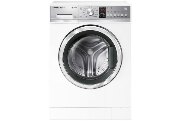 Large image of Fisher & Paykel Series 5 2.4 Cu. Ft. White Front Load Washer - WH2424P2