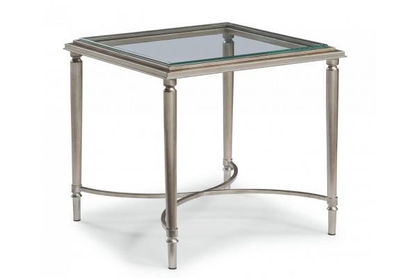 Large image of Flexsteel Piper Lamp Table - W1086-02
