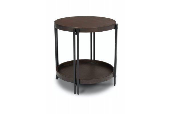 Large image of Flexsteel Prairie Lamp Table - W1011-02