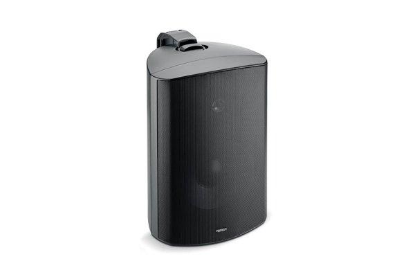Large image of Focal 100 OD8 Black High-Fidelity Outdoor Loudspeaker (Each) - F100OD8-BK