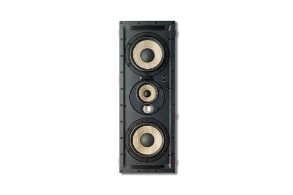 Large image of Focal 300IWLCR6 White 3-Way In-Wall Loudspeaker (Each) - F300IWLCR6