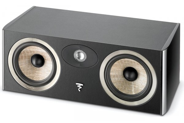 Large image of Focal Aria CC 900 Black High Gloss Center Channel Speaker - JMLARIACC900BPL