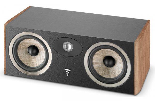Large image of Focal Aria CC 900 Prime Walnut Center Channel Speaker - JMLARIACC900PRWA