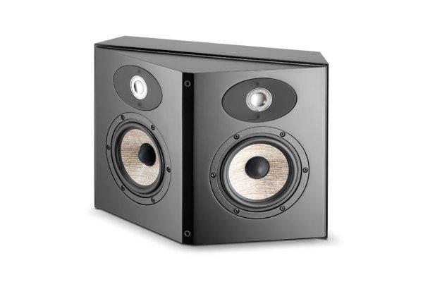Large image of Focal Aria SR 900 Black Satin 2-Way Bipolar Surround Speaker (Each) - JMLARIASR900BS