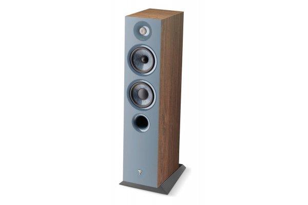 Large image of Focal Chora 816 Dark Wood 2.5-Way Floorstanding Speaker (Each) - FCHORA816DW