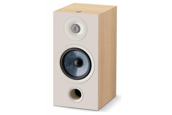 Large image of Focal Chora 806 Light Wood 2-Way Bookshelf Speaker (Each) - FCHORA806LW