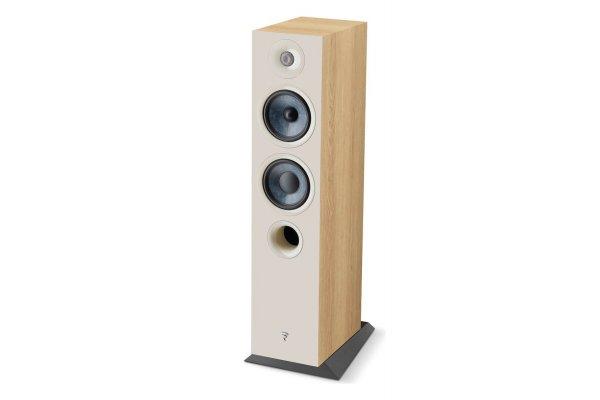 Large image of Focal Chora 816 Light Wood 2.5-Way Floorstanding Speaker (Each) - FCHORA816LW