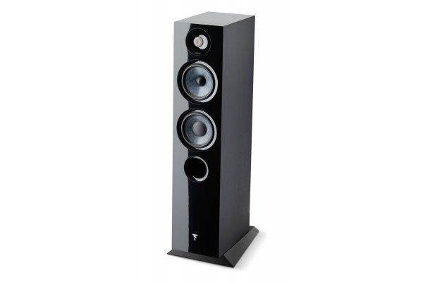 Large image of Focal Chora 816 Black 2.5-Way Floorstanding Speaker (Each) - FCHORA816BK