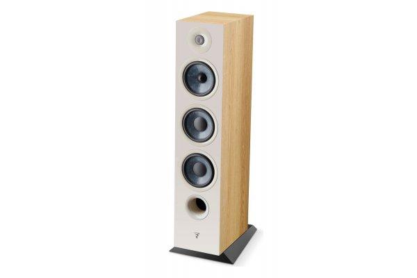 Large image of Focal Chora 826 Light Wood 3-Way Floorstanding Speaker (Each) - FCHORA826LW