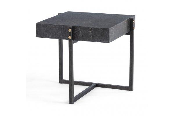 Large image of Four Hands Hughes Collection Keppler End Table - CIMP-314