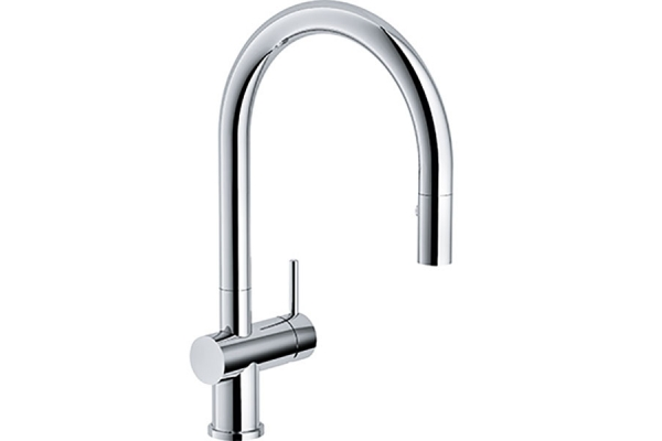 Large image of Franke Active Neo Polished Chrome Faucet - FF3900