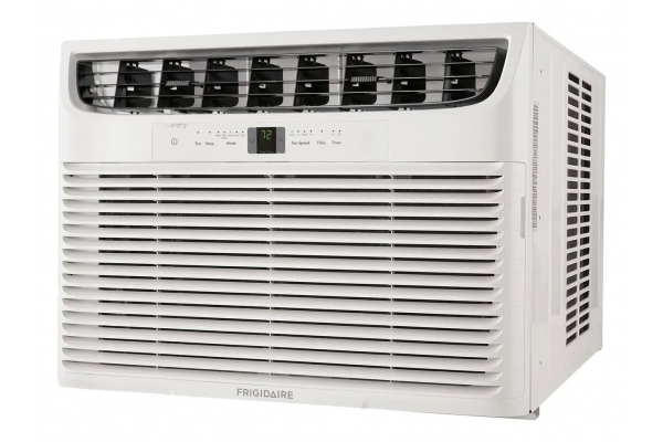 Large image of Frigidaire 18,500 BTU Window-Mounted Room Air Conditioner w/ Supplemental Heat & Slide Out Chassis - FHWE182WA2