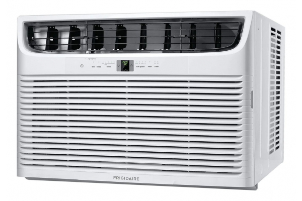 Large image of Frigidaire 25,000 BTU Window-Mounted Room Air Conditioner w/ Supplemental Heat & Slide Out Chassis - FHWE252WA2