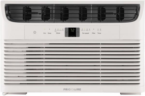 Large image of Frigidaire 6,000 BTU 11.2 EER 115V Window-Mounted Room Air Conditioner - FFRA062WA1