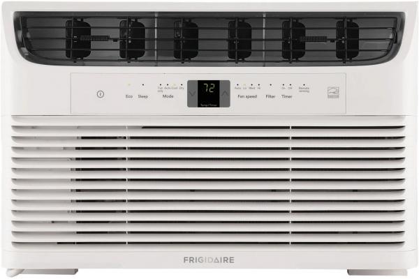 Large image of Frigidaire 8,000 BTU 12 EER 115V White Window Air Conditioner - FFRE083WA1