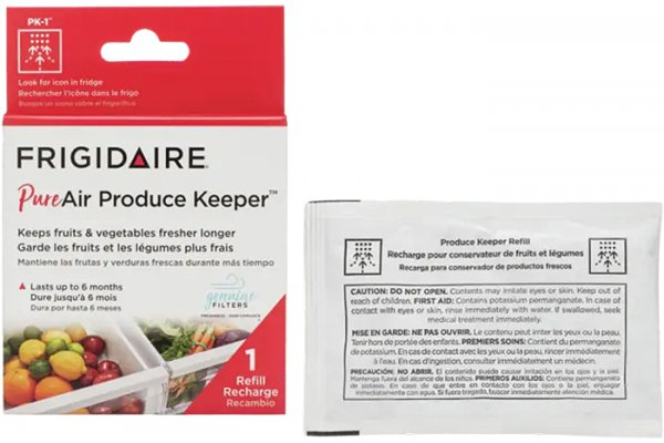 Large image of Frigidaire PureAir Produce Keeper Refill - FRPAPKRF