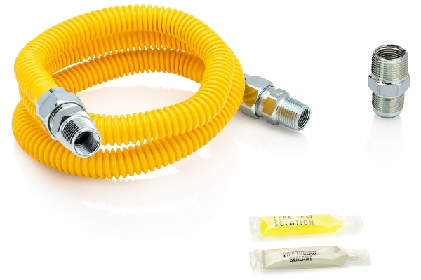 Large image of Frigidaire 4' Gas Range Connector Kit - 5304507914