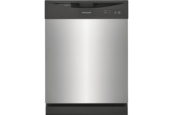 """Large image of Frigidaire 24"""" Stainless Steel Built-In Dishwasher - FDPC4221AS"""