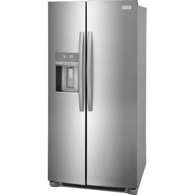 Frigidaire Gallery 22.3 Cu. Ft. Stainless Steel Side-By-Side Refrigerator