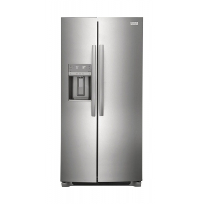Frigidaire Gallery 22.3 Cu. Ft. Smudge-Proof Stainless Steel Side-By-Side Refrigerator
