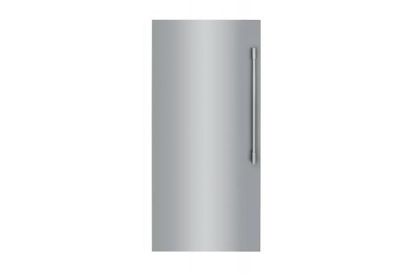 "Large image of Frigidaire Professional 33"" Stainless Steel Column Freezer - FPFU19F8WF"