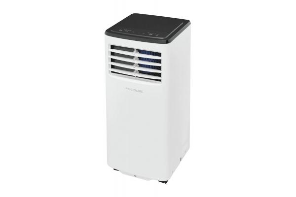 Large image of Frigidaire 8,000 BTU 6.3 EER 115V White Portable Air Conditioner w/ Dehumidifier Mode - FHPC082AC1