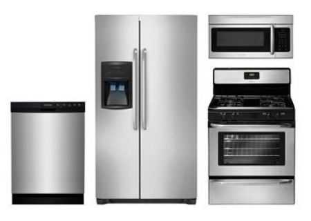 Frigidaire - FRIGPACK1 - Kitchen Appliance Packages