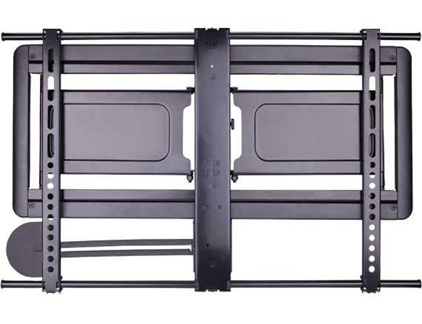 Sanus Full Motion Black Flat Panel Tv Mount Vlf410 Abt