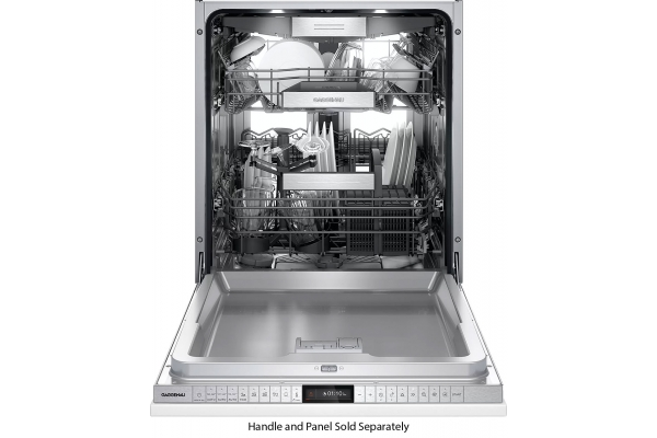 """Large image of Gaggenau 400 Series 24"""" Panel Ready Fully Integrated Dishwasher With Flexible Hinge - DF480700F"""