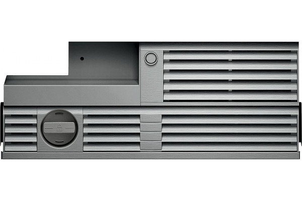 """Large image of Gaggenau 18"""" Stainless Steel Ventilation Grille With Water Filter - RA464113"""