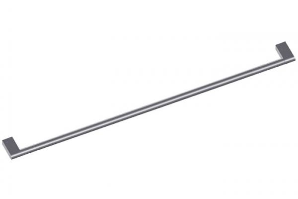 "Large image of Gaggenau Short Stainless Steel Handle For 30"" Freezer Drawer - RA425710"