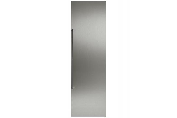 "Large image of Gaggenau 24"" Stainless Steel Door Panel With Handle - RA421615"