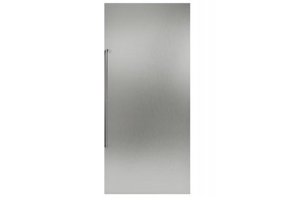 "Large image of Gaggenau 36"" Stainless Steel Door Panel With Handle - RA421914"