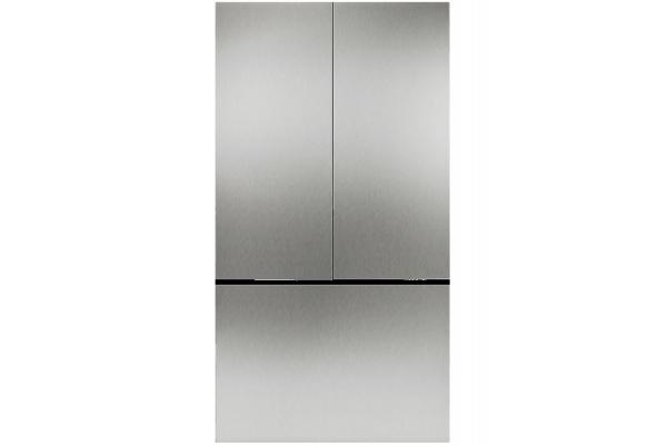 "Large image of Gaggenau 36"" Stainless Steel French Door Panels - RA428915"