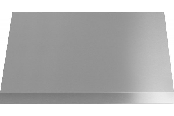 """Large image of GE 30"""" Stainless Steel Commercial Range Hood - UVW93042PSS"""